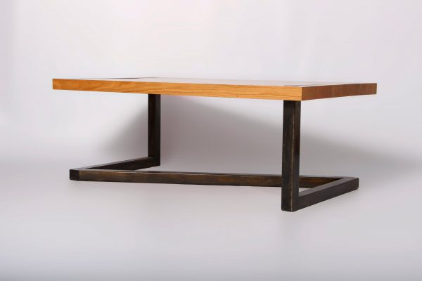 barnabe table basse metis bois contemporain design