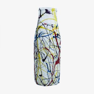 paul gallaud vase n5 art deco polyurethane pigment recycle