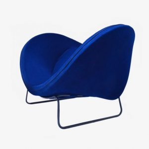 studio caroline rigal fauteuil dune pa contemporain mousse assise