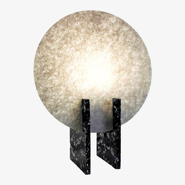 bouture luminaire Valerie Windeck lampe poser pet pehd recycle